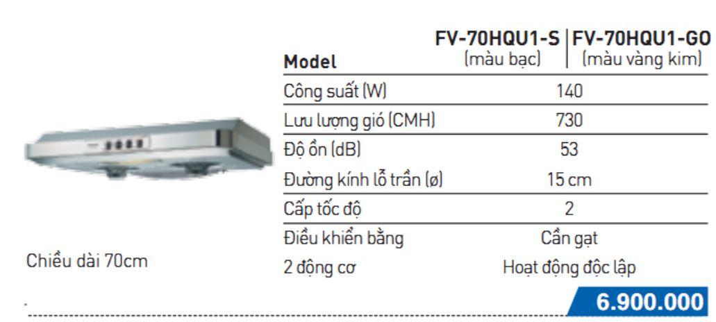 FV-70HQU1-S