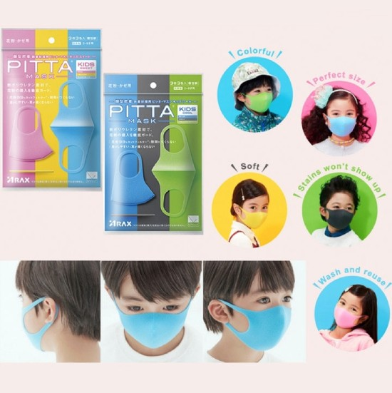 Khẩu trang Pitta Mask For Kids